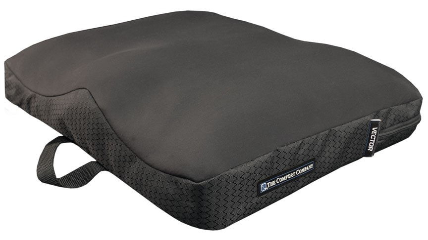 wheelchair cushion swivel chair macys comfort company cushions vector