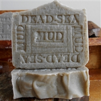Handmade All  Natural Artisan Dead Sea Soap Black Mud With from Israel  Anise and Bay Laurel All Natural Skin Care Soap