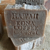 All Natural Coffee Soap- Kona coffee Artisan  Handcrafted Soap Bar