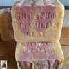 Artisan Citrus South African Grapefruit with Moroccan Red Clay and Tangerine Butter Soap