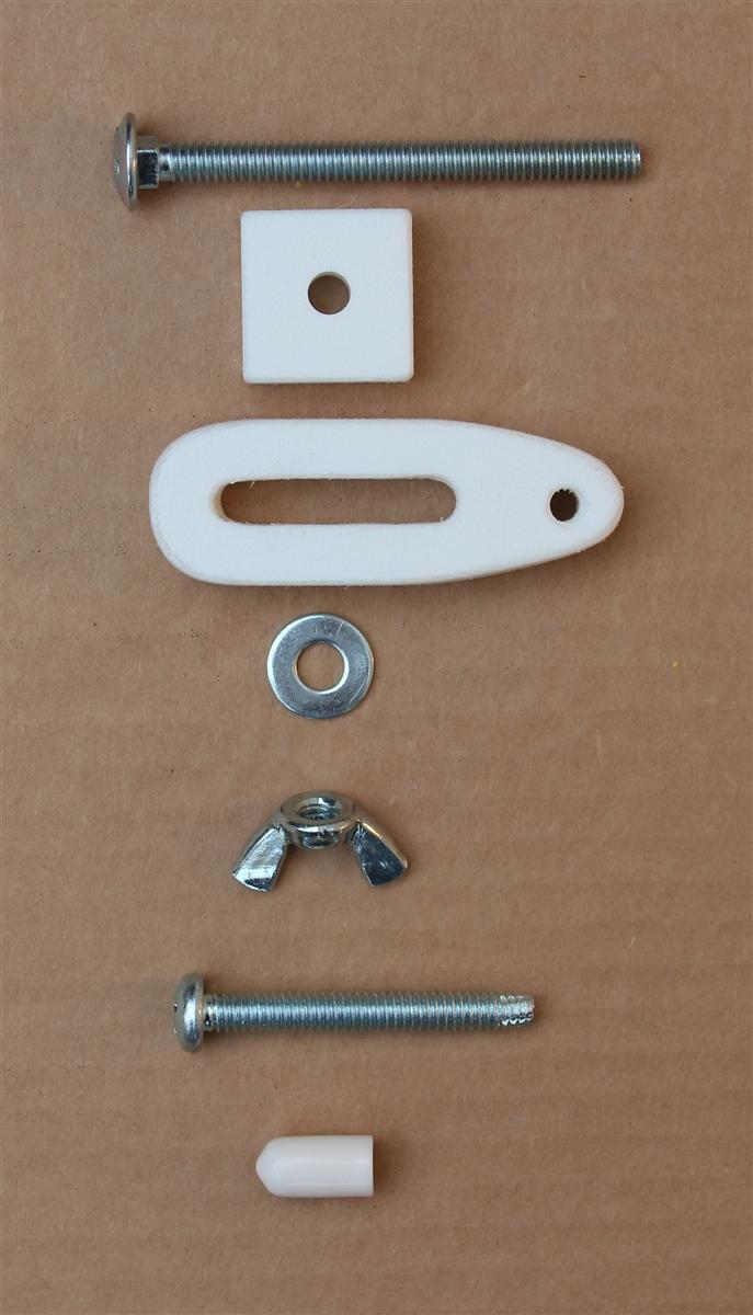 Undermount Sink Bracket Kit