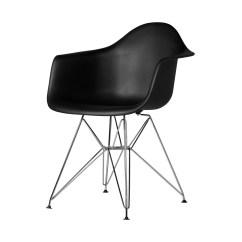 Eames Arm Chair Desk Dunedin Kitchen White The Khazana Home Austin Furniture Store