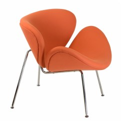 Orange Slice Chair Summer Deck Chairs And Ottoman The Khazana Home Austin Furniture Store