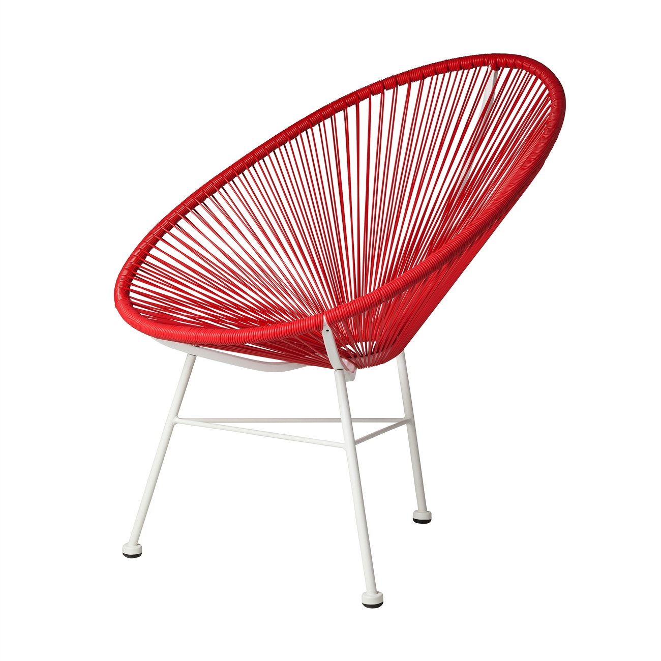 red lounge chair gym exercise manual acapulco in the khazana home austin furniture store