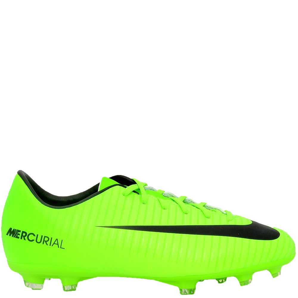 Nike Youth Mercurial Soccer Shoes Green