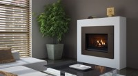 REGENCY PANORAMA P33CE SMALL GAS FIREPLACE DIRECT VENT
