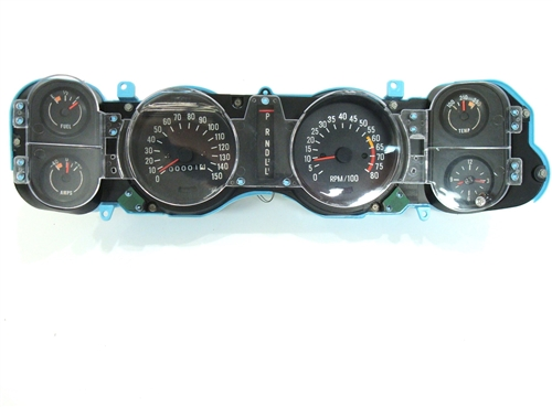 1970 Mustang Instrument Cluster Wiring Diagram On Truck Wiring