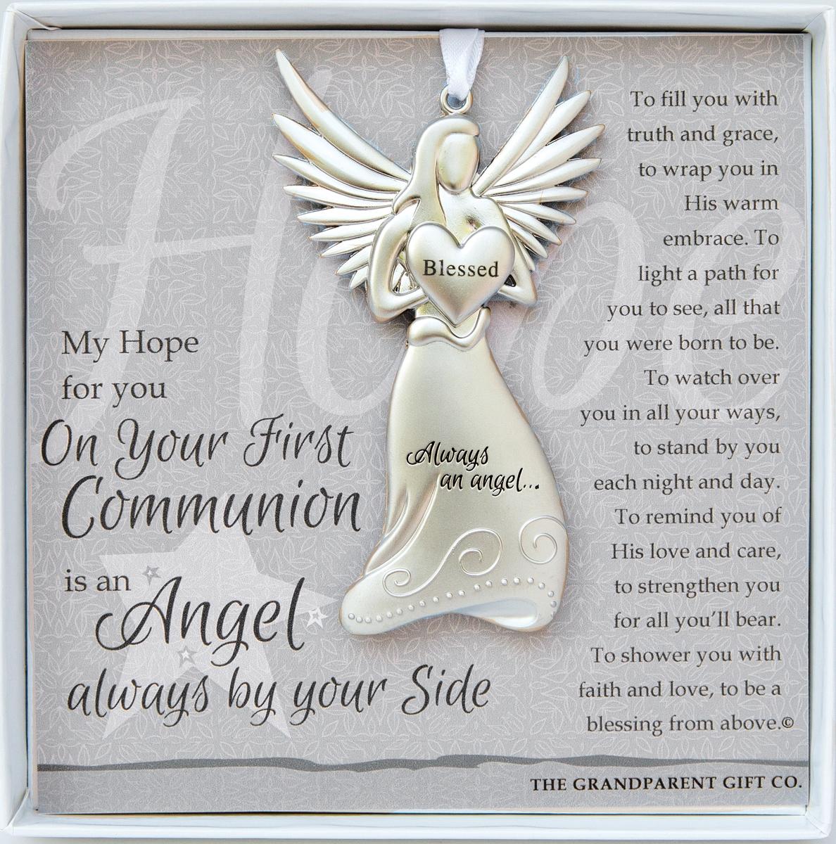 First Communion Guardian Angel