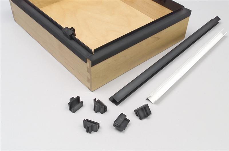 Plastic File Hang Rail System