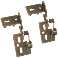 Semi-Concealed Hinges