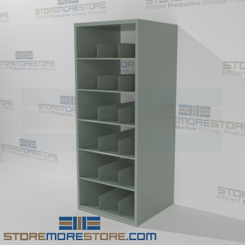 Rolled Construction Architectural Drawing Shelving