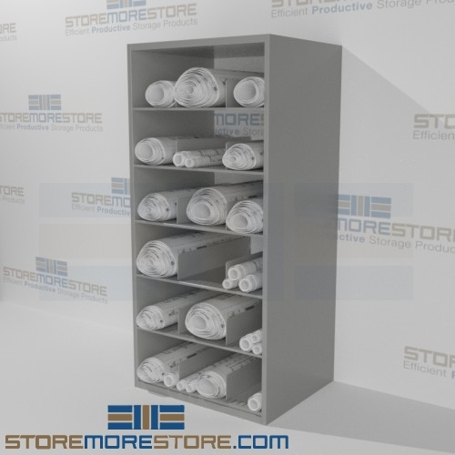 Steel Plan Drawing Storage Cabinets  Rolled Map and Large