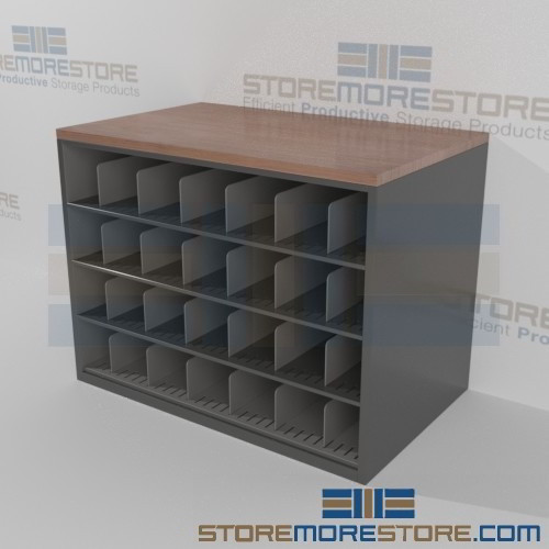 Counter High Drawing Storage Cabinet Work Surface Pigeon