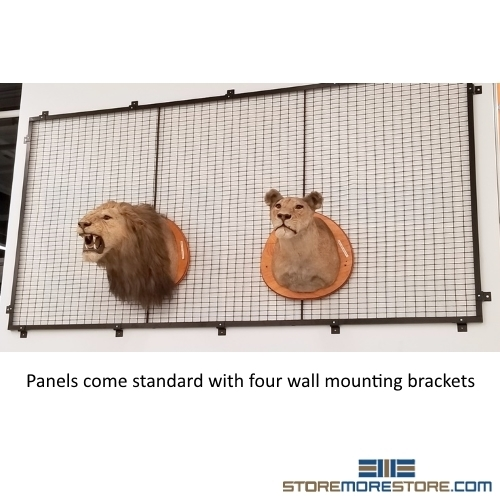 Wall Wire Display Racks
