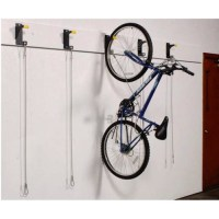 Bicycle Wall Mounted Hooks Hanging Bikes Vertically ...