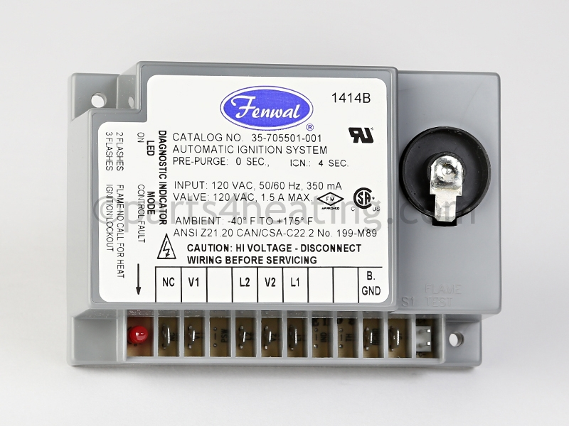 Parts4Heating: Fenwal 35705501001 Ignition Control