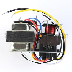 Honeywell R8285d Wiring Diagram Subaru Legacy 1026 Control Center 40 Va Trans Parts4heating Com Our