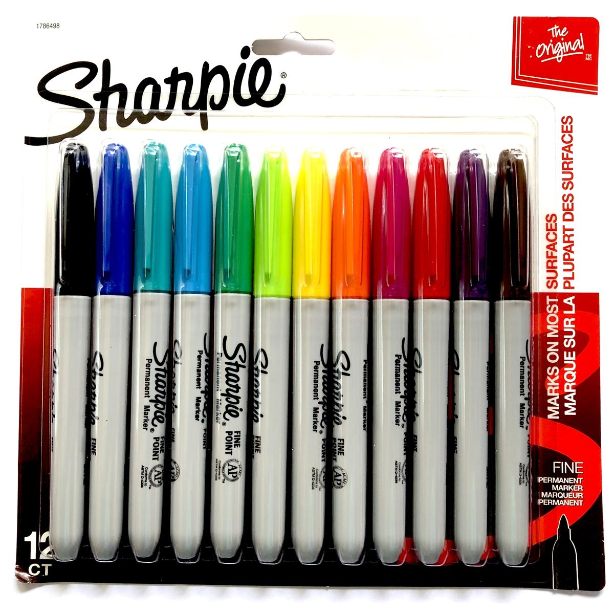 sharpie marker pen set