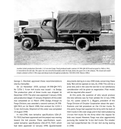 chevrolet g 506 1 2 ton 4x4 development production and variants in  [ 928 x 1200 Pixel ]