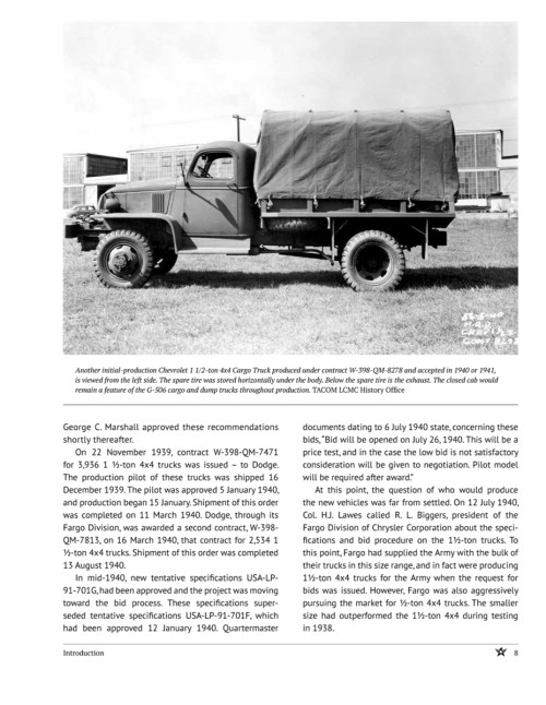small resolution of chevrolet g 506 1 2 ton 4x4 development production and variants in