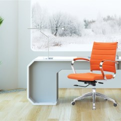 Orange Office Chair Wrought Iron Lounge Chairs Email Our