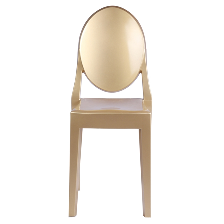 victoria ghost chair 2017 lexus gx captains chairs fine mod imports philippe starck style gold