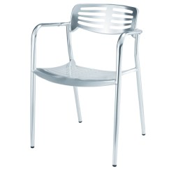 Outdoor Aluminum Chairs Weave Dining Fine Mod Imports Toledo Style Accent Chair