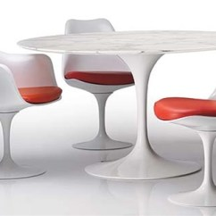 Tulip Table And Chairs Posture Pack Seat Wedge Eero Saarinen Style Dining Set 39 4 Fine Mod Imports Marble