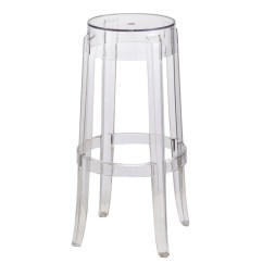 Ghost Bar Chair Starfish Wedding Decorations Fine Mod Imports Philippe Starck Style Charles Stool An Error Occurred