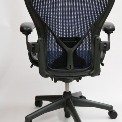 Posturefit Chair Diy Sex Herman Miller Aeron In Cobalt Blue W