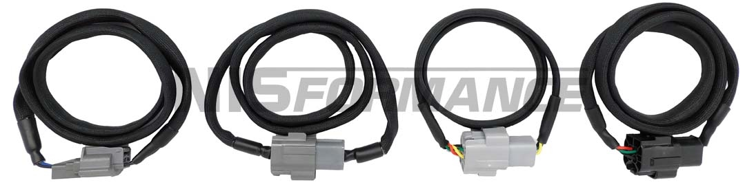 medium resolution of oxygen sensor wiring harnes