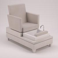 Minka Pedicure Chair