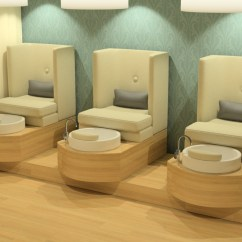 Cheap Pedicure Chairs Folding Rocking At Sam S Stella Built In Chair Foot Spa Larger Photo