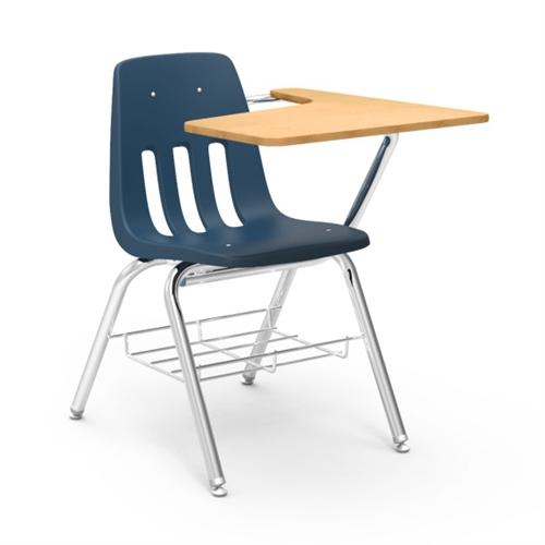 folding chair desk big bean bag chairs cheap virco 9700br