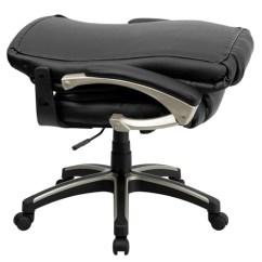 Folding Executive Chair Vinyl Office Flash Furniture Fla Bt 9875h Gg High Back Black Leather Categories