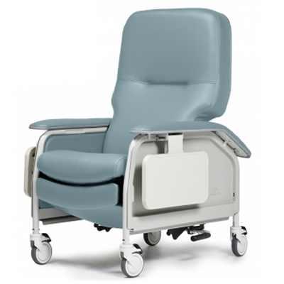 invacare clinical recliner geri chair bean bag chairs at target care lumex fr566g
