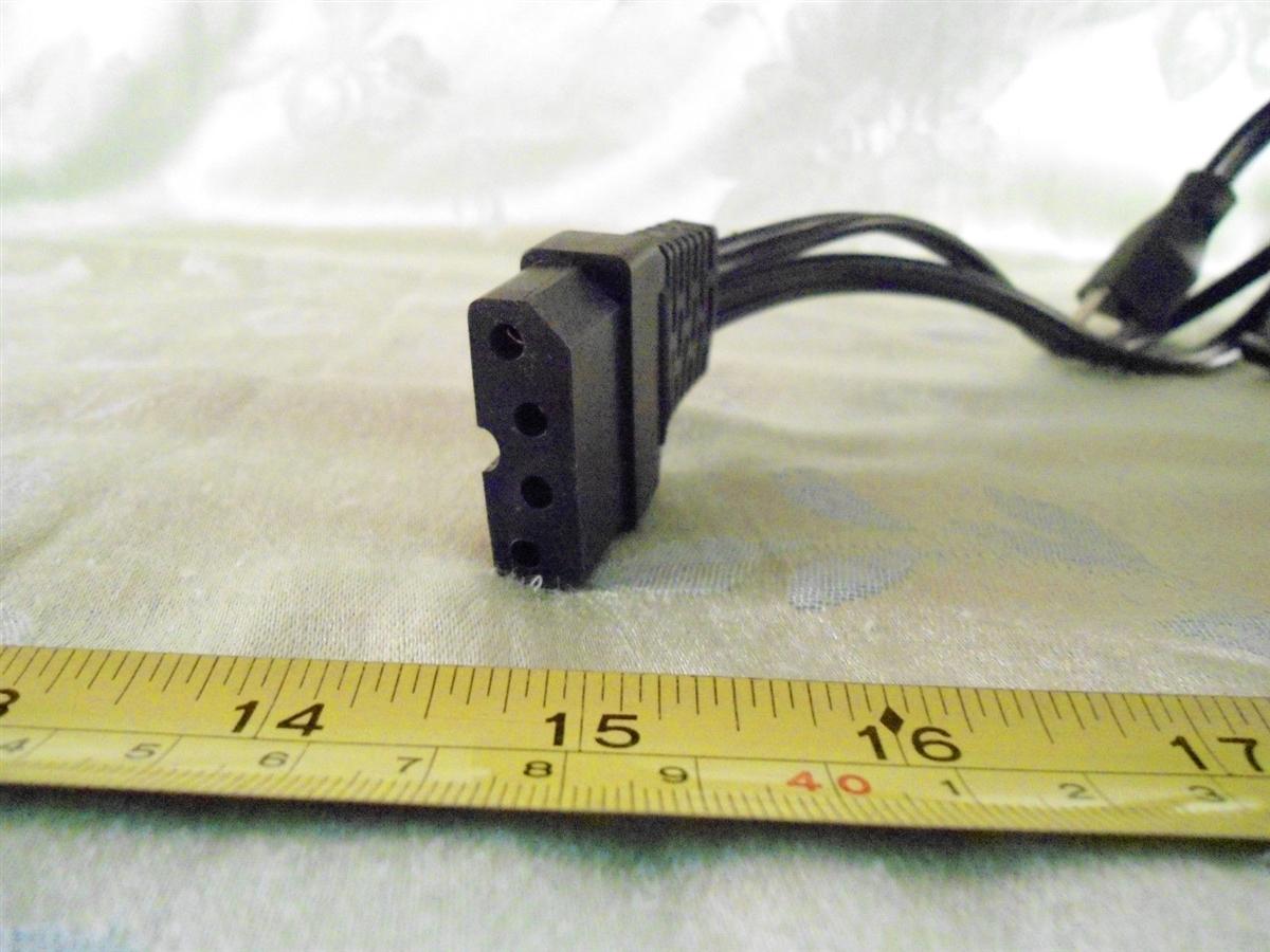 medium resolution of foot control pedal cord fits bernina bernette 334ds 335d mo334 mo334d mo334ds