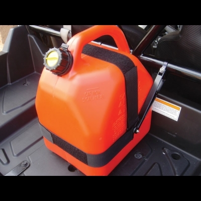polaris ranger rzr 800 cargo storage dividing network for speakers schematic diagram axia alloys mounting system cooler / gas cans | utv billet aftermarket parts ...