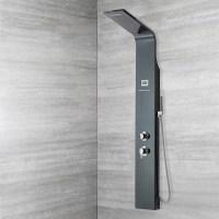 Fontana Bellissa Massage Shower Panel System with Digital ...