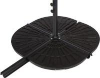 Resin Umbrella Base Weights for Offset Umbrella -Set of 2 ...