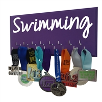 Swimming ribbons display SWIMMIMG