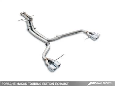 AWE Tuning Porsche Macan Touring Edition Exhaust System