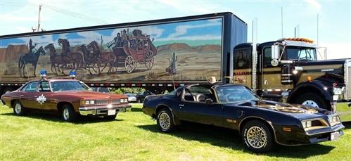 Bandit Se Trans Am Special Edition Firebird Restoration Parts Smoke And The Y81 Y82 T A 6