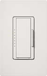 Lutron MAELV-600-WH Maestro 600W Electronic Low Voltage