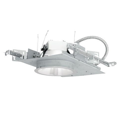 prescolite lf6slem 6lfsl20l40k8wt led recessed lighting with emergency battery