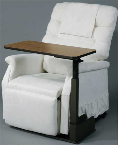Drive Medical Seat Lift Chair Table  Left Side