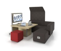 Artopex Downtown Collaborative Office Furniture & Lobby ...