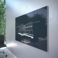 Clarus Glassboards for Conference or Office dry erase ...