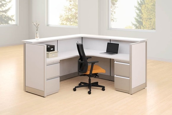 hon desk chairs finn juhl chair uk accelerate modular cubicles from boca raton office furniture.