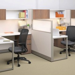 Mesh Back Chairs For Office Serta Lift Chair Canada Hon Accelerate Modular Cubicles From Boca Raton Furniture.